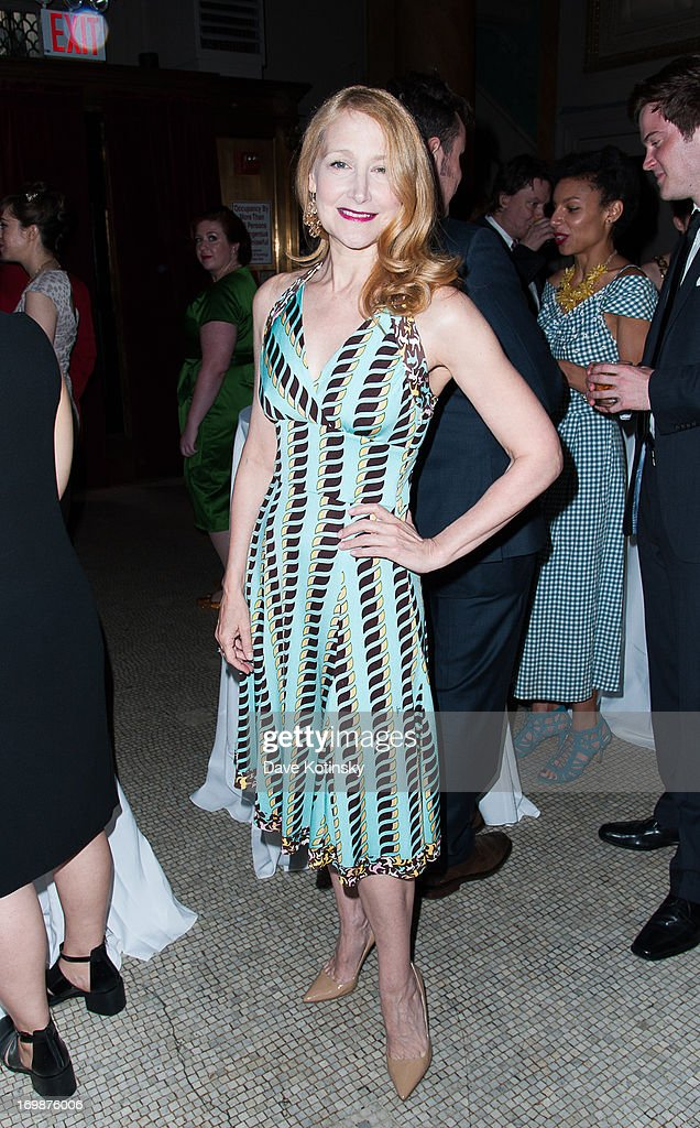 Actress Patricia Clarkson attends the 2nd Annual Decades Ball at Capitale on June 3, 2013 in New York City.