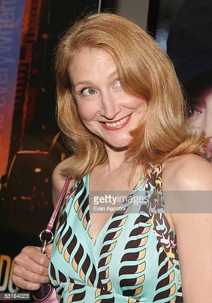 Actress Patricia Clarkson attends the 5th Annual 'Young Friends Of Film Honors' tribute to Campbell Scott with a premiere screening of his new film...