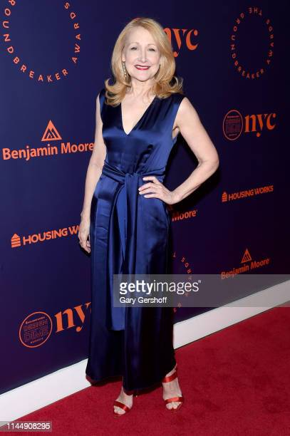 Actress Patricia Clarkson attends the Housing Works' Groundbreaker Awards Dinner 2019 on April 24 2019 in New York City