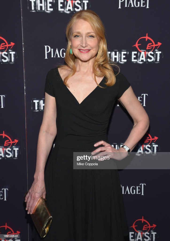 Actress Patricia Clarkson attends the New York premiere of 'The East' at Sunshine Landmark on May 20, 2013 in New York City.