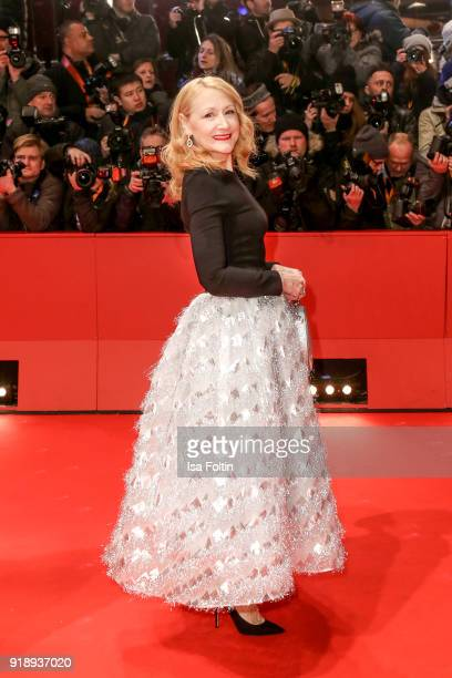 US actress Patricia Clarkson attends the Opening Ceremony 'Isle of Dogs' premiere during the 68th Berlinale International Film Festival Berlin at...