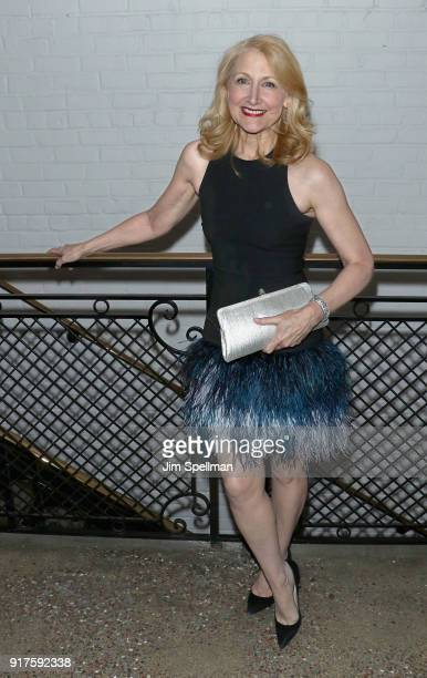 Actress Patricia Clarkson attends the screening after party for 'The Party' hosted by Roadside Attractions and Great Point Media with The Cinema...