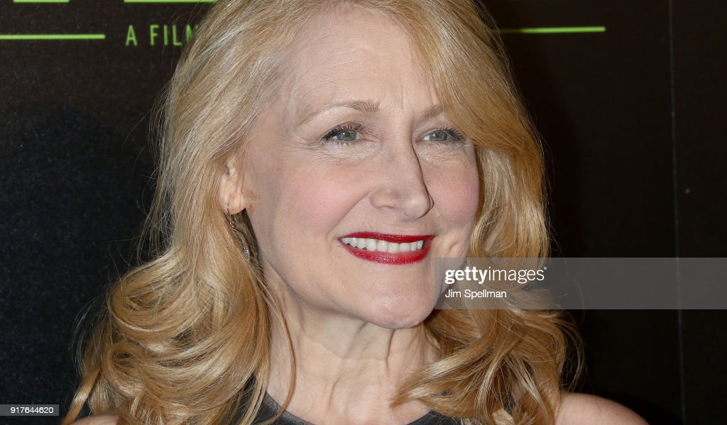 Actress Patricia Clarkson attends the screening of 'The Party' hosted by Roadside Attractions and Great Point Media with The Cinema Society at Metrograph on February 12, 2018 in New York City.