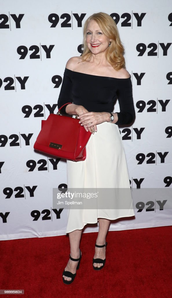 Actress Patricia Clarkson attends the 'Sharp Objects' screening and conversation at 92nd Street Y on June 28, 2018 in New York City.