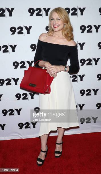 Actress Patricia Clarkson attends the Sharp Objects screening and conversation at 92nd Street Y on June 28 2018 in New York City