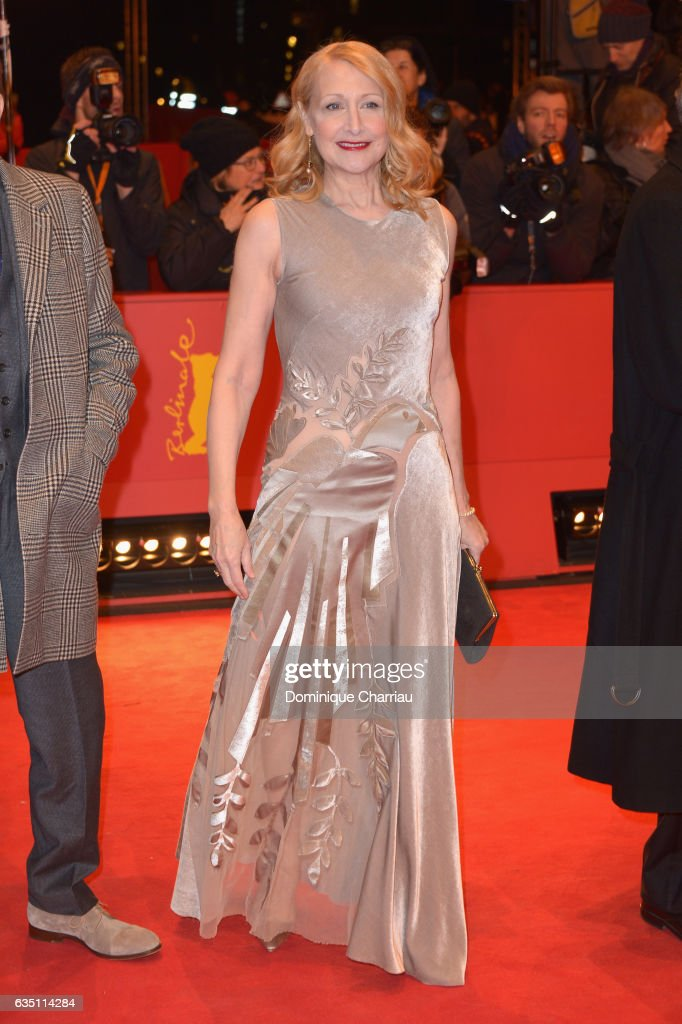 Actress Patricia Clarkson attends the 'The Party' premiere during the 67th Berlinale International Film Festival Berlin at Berlinale Palace on February 13, 2017 in Berlin, Germany.