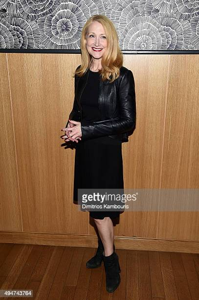 Actress Patricia Clarkson attends Through Her Lens: The Tribeca Chanel Women's Filmmaker closing night at The Smyth Hotel on October 28, 2015 in New...