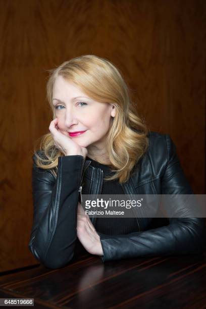Actress Patricia Clarkson is photographed for The Hollywood Reporter on February 13 2017 in Berlin Germany