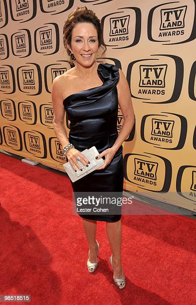 Actress Patricia Heaton arrives at the 8th Annual TV Land Awards at Sony Studios on April 17, 2010 in Los Angeles, California.