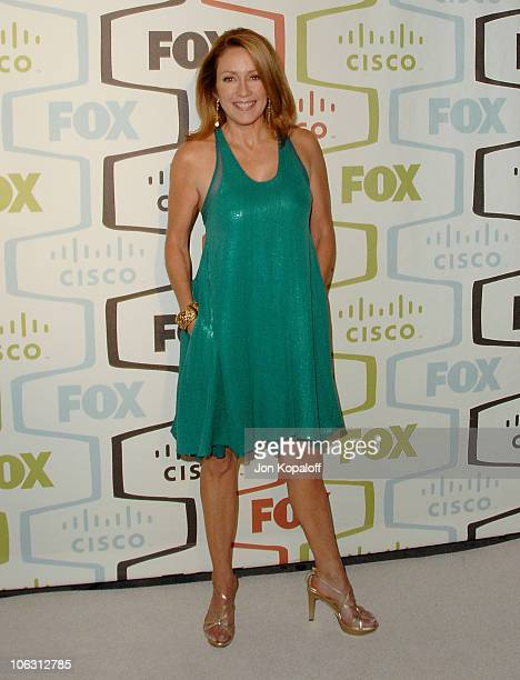Actress Patricia Heaton arrives at the FOX Fall EcoCasino Party at Area on September 24 2007 in Los Angeles California