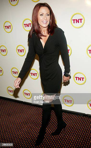 Actress Patricia Heaton attends a special screening of TNT's 'The Goodbye Girl' at Cinema 1 January 12 2004 in New York City