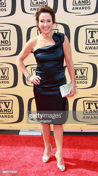 Actress Patricia Heaton attends the 8th Annual TV Land Awards at Sony Studios on April 17 2010 in Culver City California