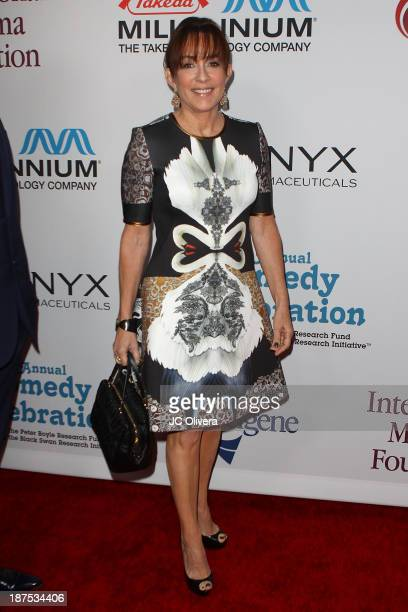 Actress Patricia Heaton attends The International Myeloma Foundation's 7th Annual Comedy Celebration at The Wilshire Ebell Theatre on November 9 2013...