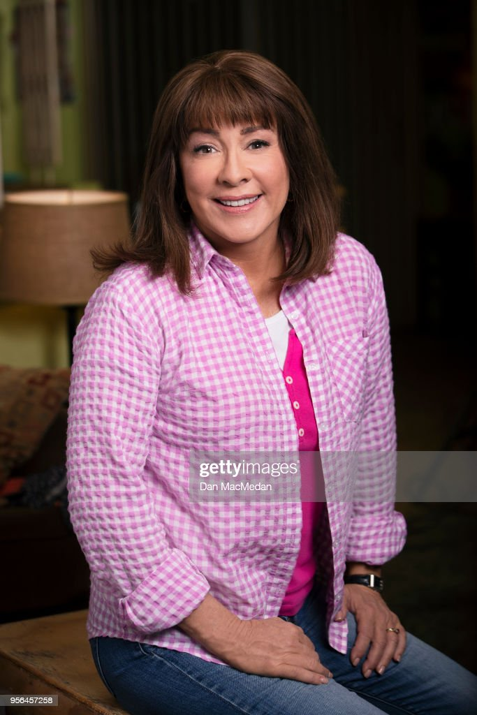 Patricia Heaton, USA Today, May 1, 2018 : News Photo
