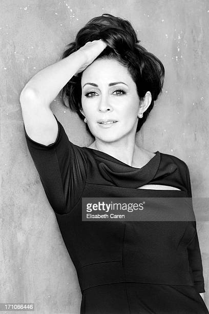Actress Patricia Heaton is photographed for Viva on November 4 2012 in Los Angeles California