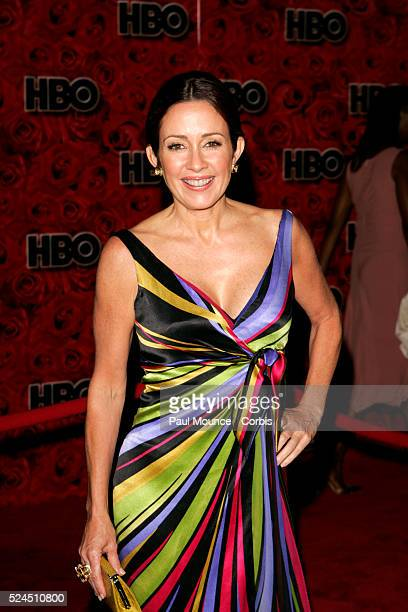 Actress Patricia Heaton of 'Everybody Loves Raymond' arrives at the HBO party celebrating the 56th Annual Primetime Emmy Awards at the Pacific Design...