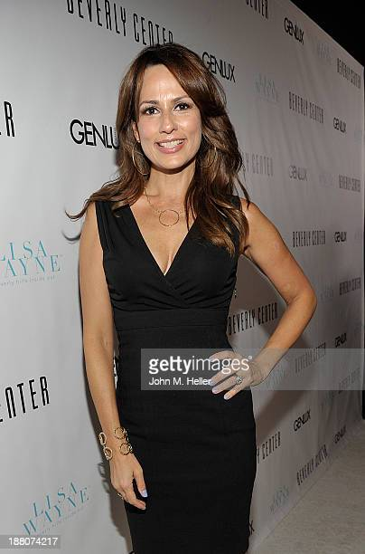 Actress Patricia kara attends the GENLUX magazine Launch Event Party at The Beverly Center on November 14 2013 in Los Angeles California