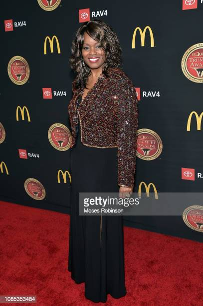 Actress Patricia McRae attends the 2019 Bounce Trumpet Awards on January 19 2019 in Atlanta Georgia