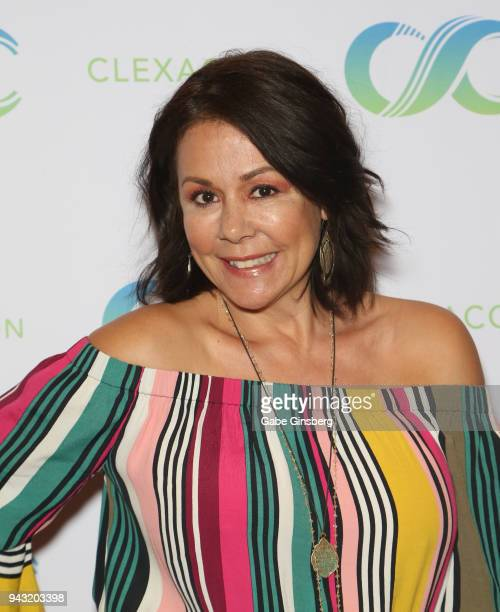 Actress Patricia Rae attends the Cocktails for Change fundraiser hosted by ClexaCon to benefit Cyndi Lauper's True Colors Fund at the Tropicana Las...