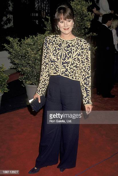 Actress Patricia Richardson attends the 20th Annual People's Choice Awards on March 8 1994 at Sony Pictures Studios in Culver City California
