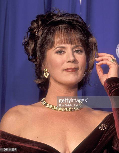 Actress Patricia Richardson attends the 46th Annual Primetime Emmy Awards on September 11 1994 at Pasadena Civic Auditorium in Pasadena California