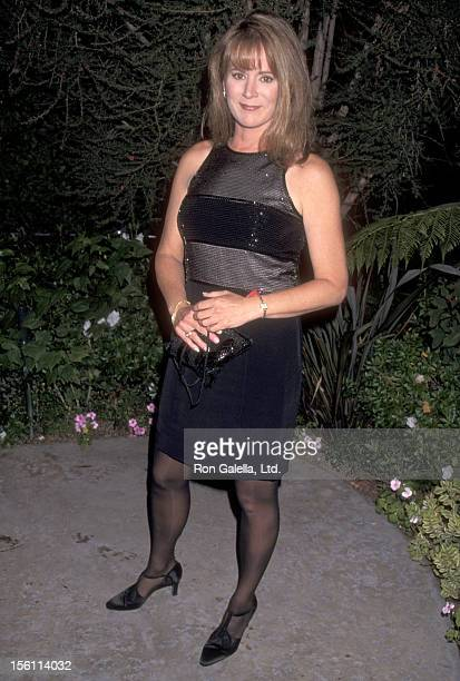 Actress Patricia Richardson attends the 48th Annual Primetime Emmy Awards Nominees Cocktail Party on September 4 1996 at Westwood Marquis Hotel in...