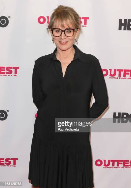 Actress Patricia Richardson attends the Screening Of Cubby at the 2019 Outfest Los Angeles LGBTQ Film Festival at TCL Chinese 6 Theatres on July 19...