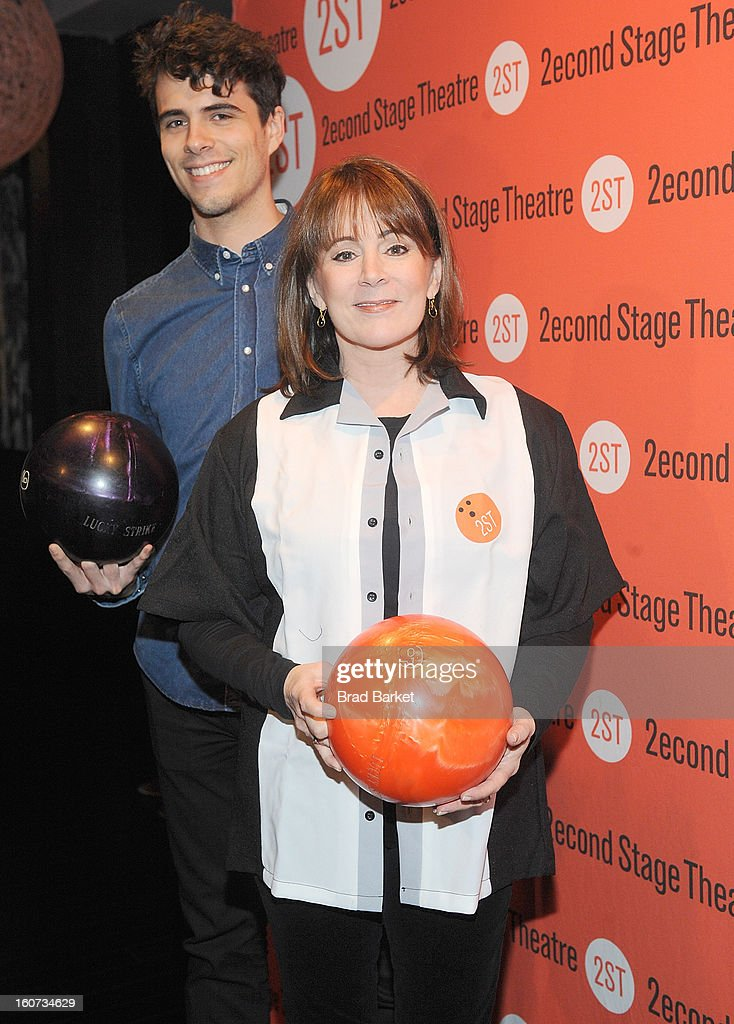 Actress Patricia Richardson attends the Second Stage Theatre's 26th Annual All-Star Bowling Classic at Lucky Strike on February 04, 2013 in New York City.