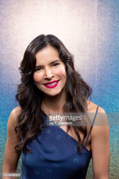 Actress Patricia Velasquez from 'The Curse of La LLorona', is photographed for Los Angeles Times on July 19, 2018 in San Diego, California. PUBLISHED...