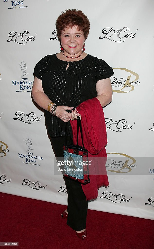 Actress Patrika Darbo attends Los Angeles Fashion Week's grand finale party in the LA Arts District on October 17, 2008 in Los Angeles, California.