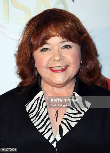 Actress Patrika Darbo attends the 9th Annual Indie Series Awards at The Colony Theatre on April 4, 2018 in Burbank, California.