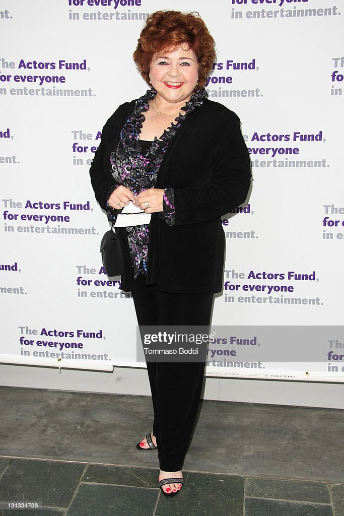 Actress Patrika Darbo attends the Actors' Fund's 15th annual Tony Awards party held at the Skirball Cultural Center on June 12, 2011 in Los Angeles, California.