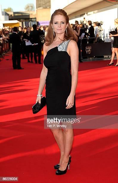 Actress Patsy Palmer arrives at the BAFTA Television Awards 2009 at the Royal Festival Hall on April 26 2009 in London England