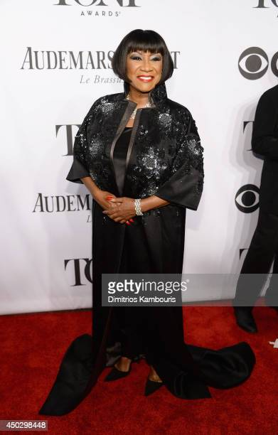 Actress Patti Lebelle attends the 68th Annual Tony Awards at Radio City Music Hall on June 8 2014 in New York City