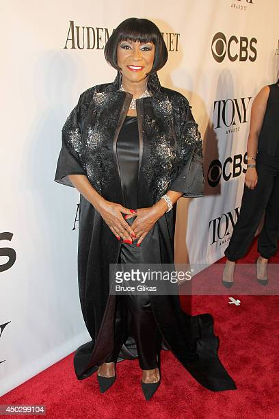 Actress Patti Lebelle attends the American Theatre Wing's 68th Annual Tony Awards at Radio City Music Hall on June 8 2014 in New York City