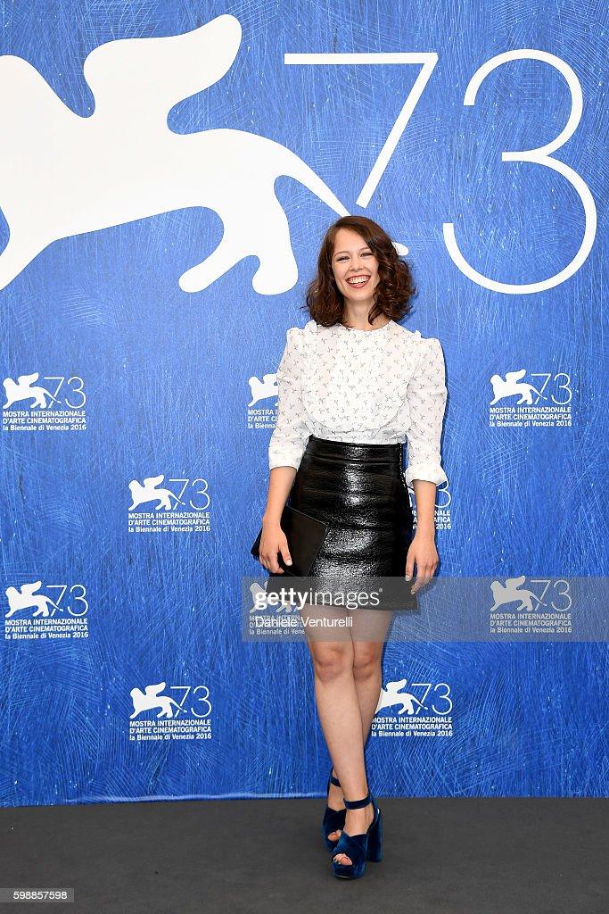 'Frantz' Photocall - 73rd Venice Film Festival