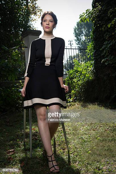 Actress Paula Beer is photographed for Self Assignment on September 4 2016 in Venice Italy
