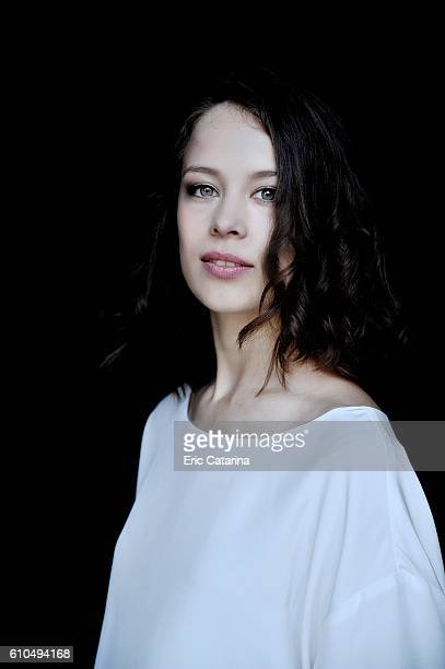 Actress Paula Beer is photographed for Self Assignment on September 21 2016 in San Sebastian Spain