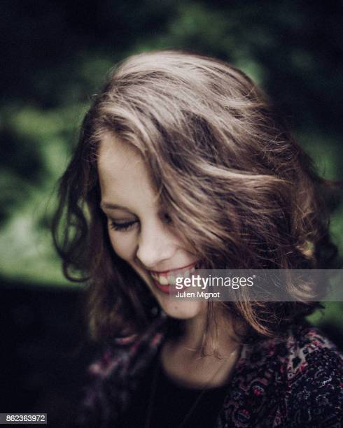 Actress Paula Beer is photographed for UGC on June 2016 in Paris France