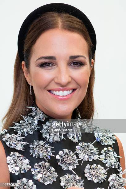 Actress Paula Echevarria presents Samsung Galaxy Note 10 and Galaxy Watch Active 2 on September 25 2019 in Madrid Spain