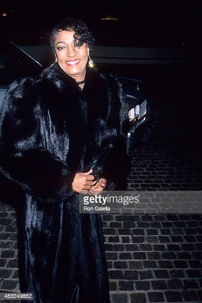 Actress Paula Kelly attends the Association of Asian/Pacific American Artists' Sixth Annual Jimmie Awards on March 19 1990 at the Beverly Hilton...