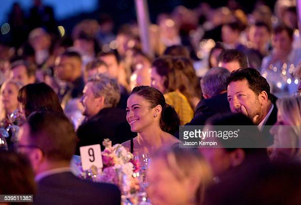 Actress Paula Patton attends the 15th Annual Chrysalis Butterfly Ball at a Private Residence on June 11 2016 in Brentwood California