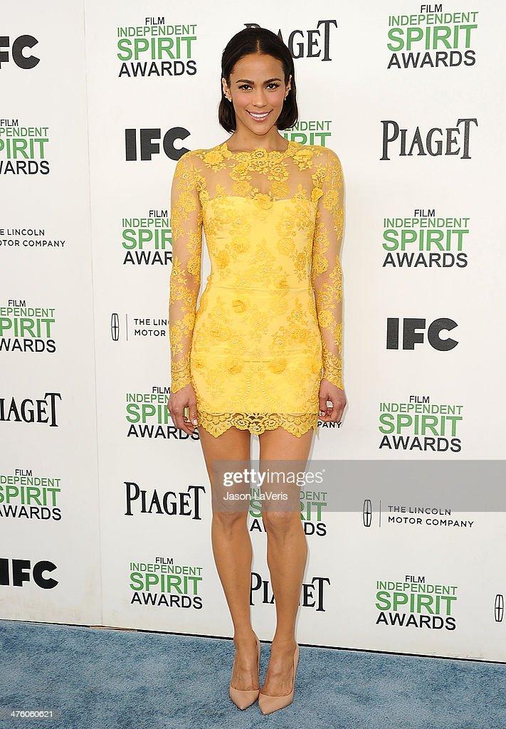 2014 Film Independent Spirit Awards - Arrivals : News Photo