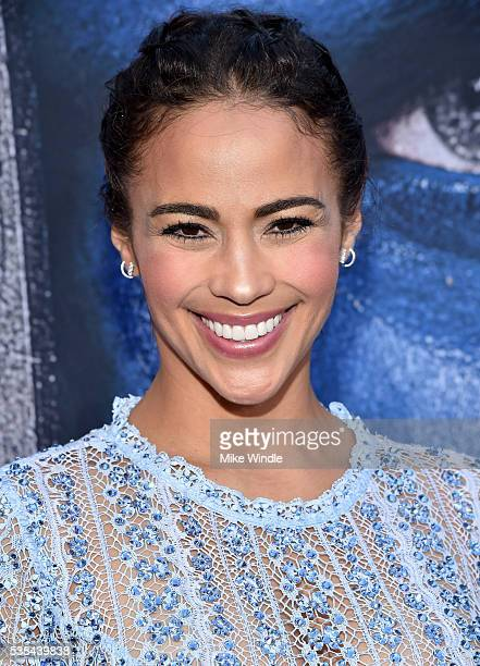 Actress Paula Patton attends the premiere of Universal Pictures' 'Warcraft at TCL Chinese Theatre IMAX on June 6 2016 in Hollywood California