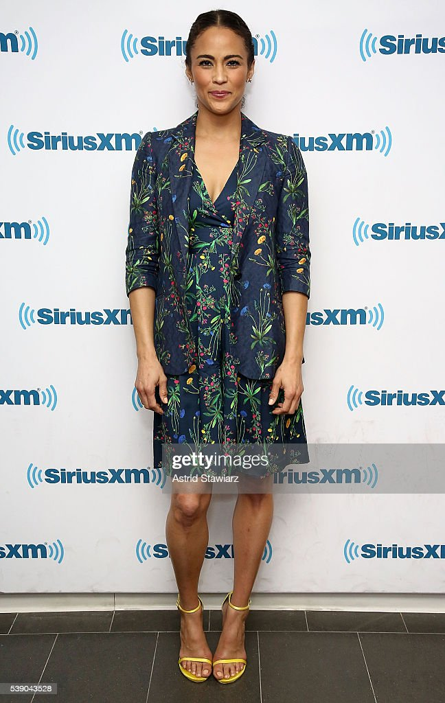 Celebrities Visit SiriusXM - June 9, 2016