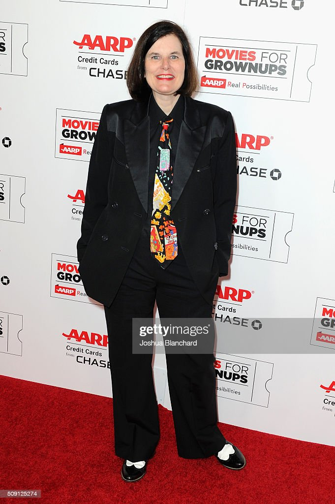 Actress Paula Poundstone attends AARP's 15th Annual Movies For Grownups Awards at the Beverly Wilshire Four Seasons Hotel on February 8, 2016 in Beverly Hills, California.