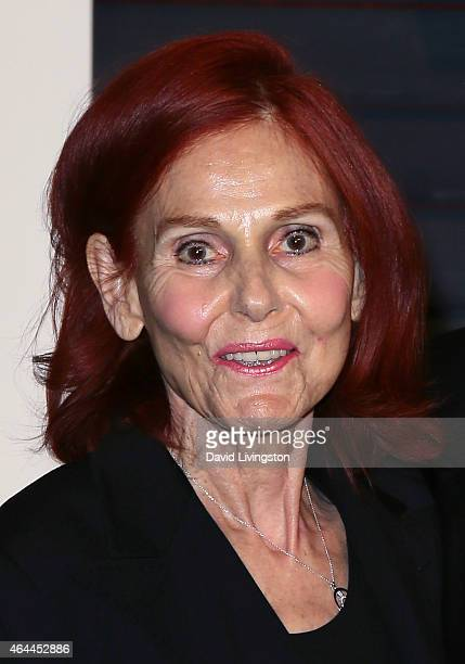 Actress Paula Prentiss attends the 2015 Vanity Fair Oscar Party hosted by Graydon Carter at the Wallis Annenberg Center for the Performing Arts on...
