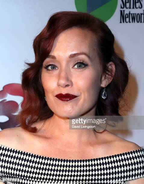 Actress Paula Rhodes attends the 9th Annual Indie Series Awards at The Colony Theatre on April 4 2018 in Burbank California