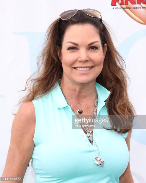 Actress Paula Trickey attends the 12th Annual George Lopez Golf Classic at Lakeside Country Club on May 06 2019 in Toluca Lake California