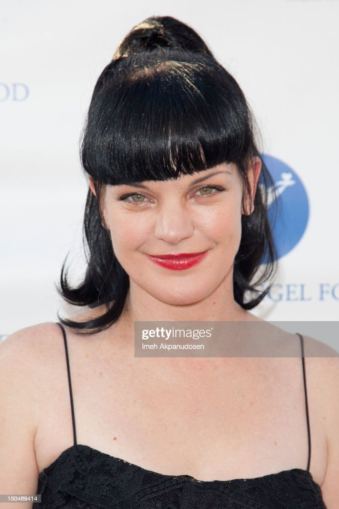 Actress Pauley Perrette attends Project Angel Food's 17th Annual Angel Awards at Project Angel Food on August 18, 2012 in Los Angeles, California.